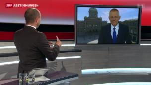 Video «13.41 Duplex Trütsch zum geringen Interesse von Bundesbern an der Mwst» abspielen