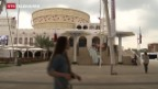 Laschar ir video «Il Telesguard sin visita tar l'Expo a Milaun»