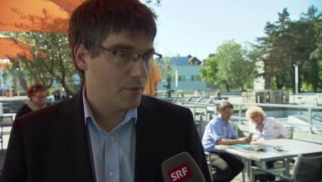 Link öffnet eine Lightbox. Video Roger Nordmann, SP-Fraktionschef, zur Rentenreform im Parlament abspielen