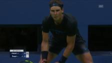 Link öffnet eine Lightbox. Video Entscheidende Ballwechsel bei Nadal - Seppi abspielen