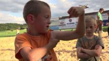 Video «Das Geheimrezept für starke Muskeln» abspielen