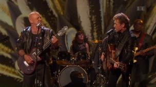 Video «Live im Studio: Peter Maffay und Gölä» abspielen