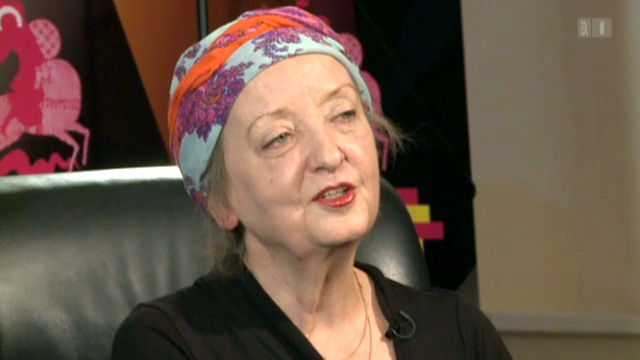 Sibylle Brunner erfolgreich in Moskau - Glanz & Gloria - TV - Play SRF - Schweizer Radio und Fernsehen - 640