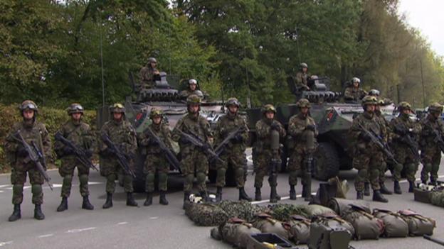 Video «Zweifel an Handlungsfähigkeit der Armee» abspielen