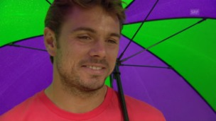 Video «Wawrinka: «Die erste Runde wird schwierig»» abspielen
