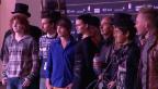 Video «Weltpremiere mit den schwarzen Brüdern» abspielen