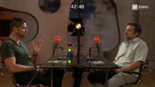 Video «Focus «Blind Date» - Pascal Zuberbühler & Stefan Gubser» abspielen