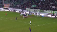 Link öffnet eine Lightbox. Video Thun mit Last-Minute-Sieg in St. Gallen abspielen