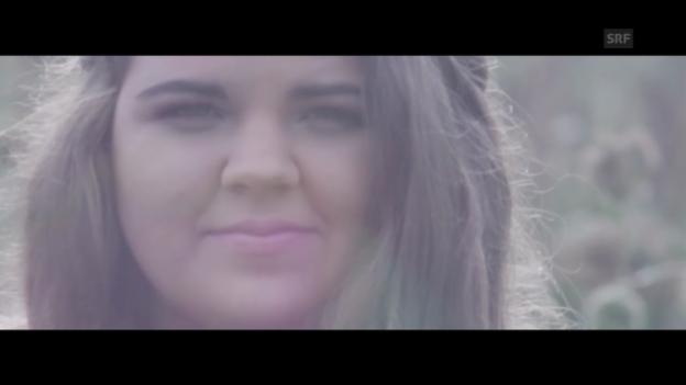 Video «Tiziana aus Dielsdorf ZH mit «Only Human»» abspielen