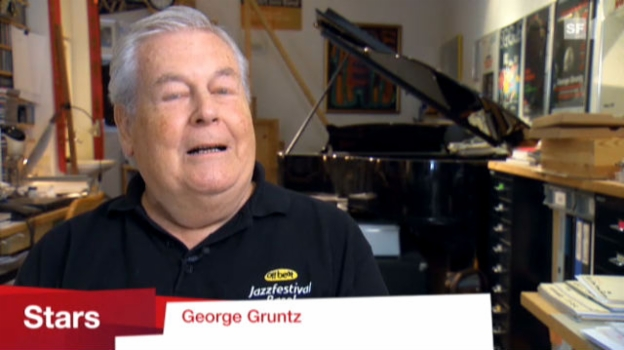 Video «George Gruntz» abspielen