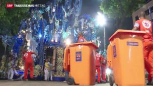 Video «Tanzen trotz Zika-Virus» abspielen