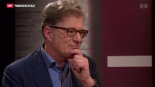 Video «Roger Willemsen gestorben» abspielen