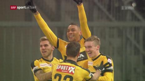 Link öffnet eine Lightbox. Video YB fügt Basel die erste Saison-Niederlage zu abspielen
