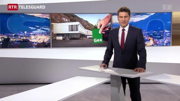 Laschar ir video «Telesguard da votaziuns 08.03.2015»