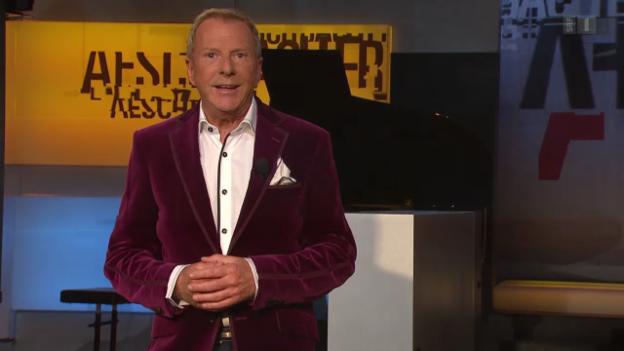 Video «Aeschbacher vom 20.03.2014 - Ein heisser Flirt» abspielen