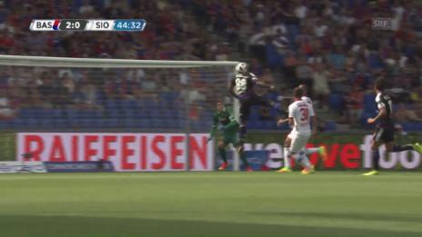 Link öffnet eine Lightbox. Video Hat nichts verlernt: Doumbias Treffer zum 2:0 abspielen