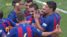 Link öffnet eine Lightbox. Video Barcelona mit souveränem Sieg gegen Celtic (SNTV) abspielen