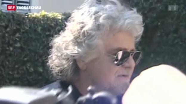 Video «Grillos ganzer Erfolg» abspielen