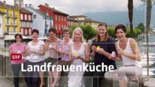 Link öffnet eine Lightbox. Video «SRF bi de Lüt – Landfrauenküche» 1/7: Theresia Hollenstein abspielen