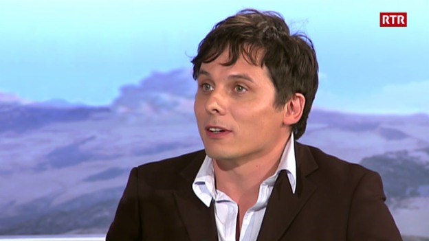 Laschar ir video «NEAT - la perforaziun: Intervista cun Arthur Loretz»