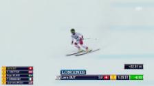 Link öffnet eine Lightbox. Video Zusammenfassung Super-G in Garmisch abspielen