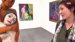 Laschar ir video «ArtistAs decleran art – Fabrizia Famos»