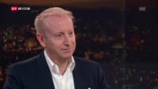 Link öffnet eine Lightbox. Video Politikwissenschaftler Davis zum Duell Trump-Clinton abspielen