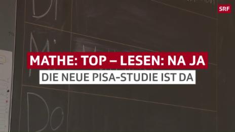 Link öffnet eine Lightbox. Video Schweizer Schüler sind top in Mathe abspielen