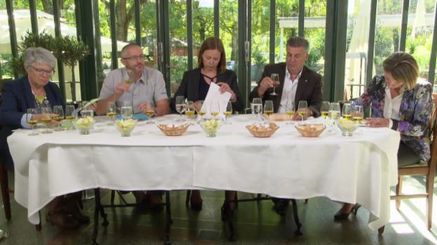Video «Test: Olivenöl-Hersteller schwindeln mit «extra vergine»» abspielen