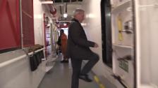 Video «Mit Reto Lipp vom Maschinenraum bis zur Kommandobrücke» abspielen