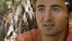 Video «Der schnellste Mann am Berg» abspielen