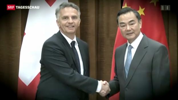 Video «China-Manie im Bundeshaus» abspielen