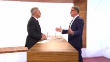 Link öffnet eine Lightbox. Video ECO – Das Wirtschaftsmagazin: SBB-Finanzen: Andreas Meyer live im Studio | Schafschur-Profis abspielen.