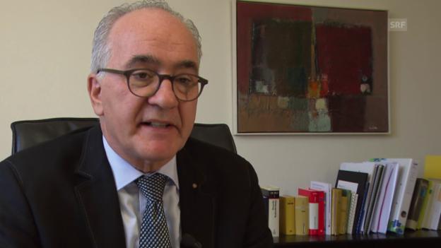 Video «Martin Hubatka: Bank ist in der Pflicht» abspielen