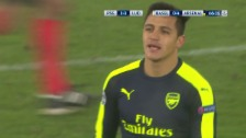 Link öffnet eine Lightbox. Video Basel-Arsenal – die Live-Highlights abspielen