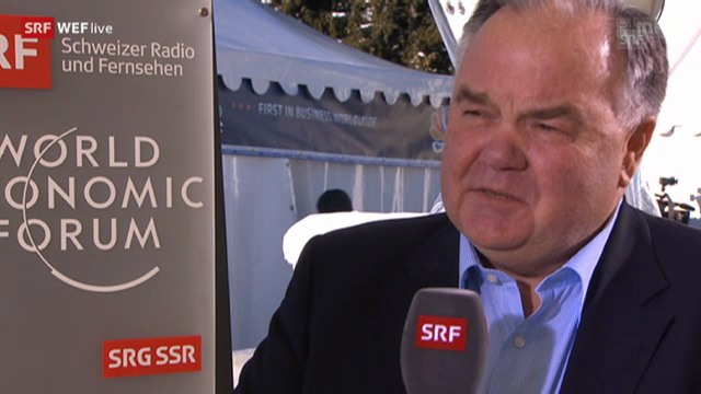 Ulrich Bettermann, Verwaltungsratspräsident OBO Bettermann - News-Clip - TV - Play SRF - Schweizer Radio und Fernsehen - 640