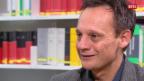 Laschar ir video «NEAT - La perforaziun: Intervista cun Stefan Engler»