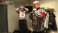 Link öffnet eine Lightbox. Video Eishockey: Schweizer Schiedsrichter leitete den ChL-Final abspielen