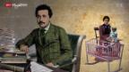 Video «Science Gossip: Albert Einstein (8/13)» abspielen