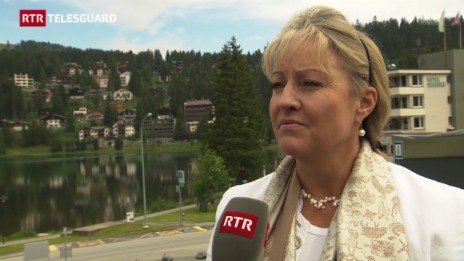 Laschar ir video «Extra muros: Il facit da la cussegliera guvernativa Barbara Janom Steiner»
