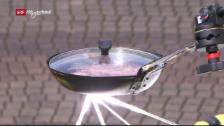 Link öffnet eine Lightbox. Video Achtung! Experiment: In der Sonne brutzeln (17/52) abspielen