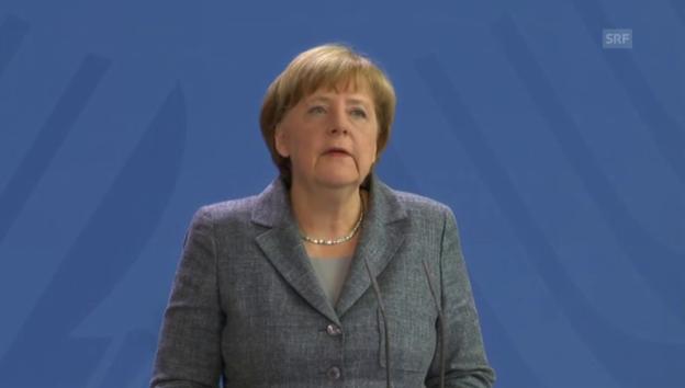 Video ««Abwägen ist nicht Sache der Regierung»» abspielen