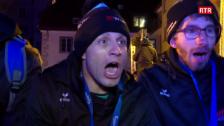 Laschar ir video «Jeff Duff als National Winter Games 2016»