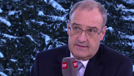 Video «Guy Parmelin, Bundesrat» abspielen