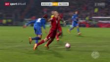 Link öffnet eine Lightbox. Video Fussball: DFB-Pokal, Viertelfinals abspielen