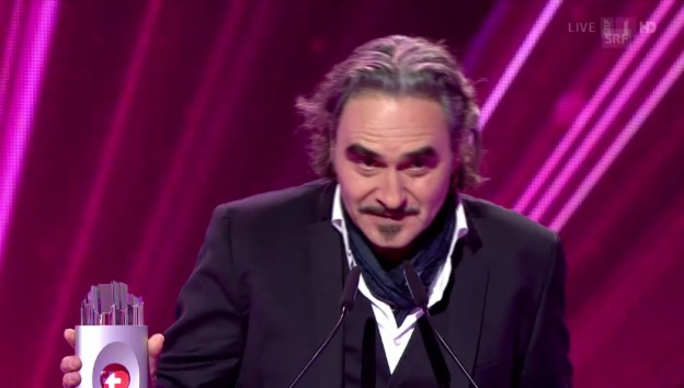 Video ««SwissAward», Gewinner Show: Stephan Eicher» abspielen