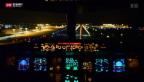 Video «Pistenbefeuerung am Flughafen» abspielen