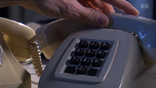 Video «Ende des Analog-Netzes: Was Swisscom-Kunden wissen müssen» abspielen