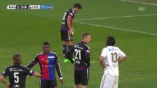 Link öffnet eine Lightbox. Video Delgado erzielt das 2:0 per Penalty für Basel gegen Luzern abspielen