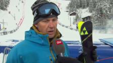 Link öffnet eine Lightbox. Video Interview mit FIS-Renndiretor Atle Skaardal abspielen
